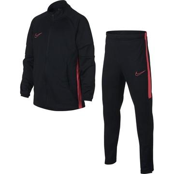 Ensemble survêtement junior Nike Dri-FIT Academy noir rouge 2018/19