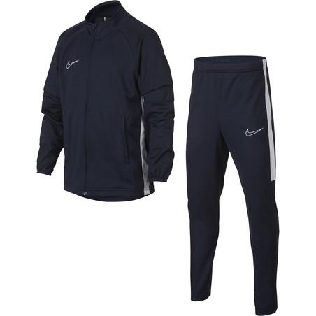 Ensemble survêtement junior Nike Dri-FIT bleu marine