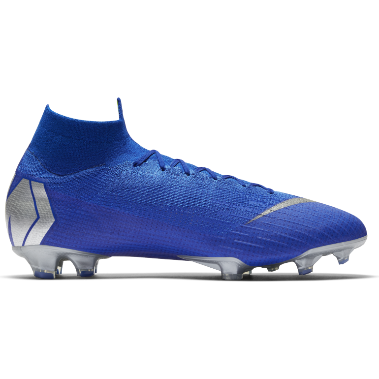 Mercurial Superfly VI Elite FG bleu