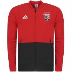 Veste survêtement Benfica rouge 2018/19