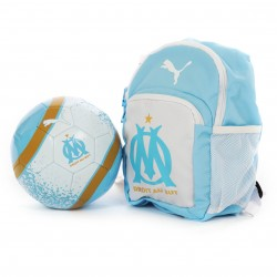Ensemble sac ballon OM 2018/19