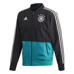 Veste entraînement Allemagne noir vert 2018/19