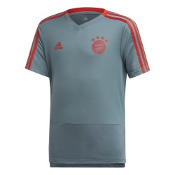 Maillot entraînement junior Bayern Munich gris 2018/19
