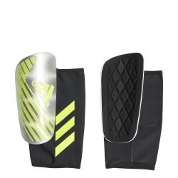 Protège tibias adidas X Pro gris jaune 2019/20