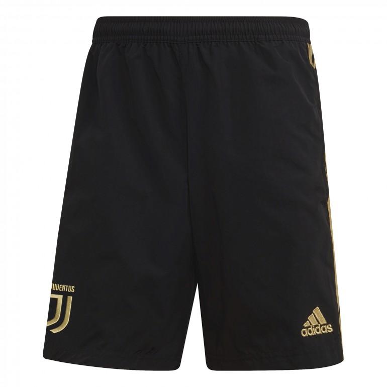 Short entraînement Juventus noir or 2018/19