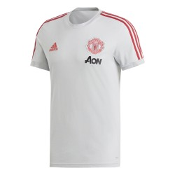 T-shirt Manchester United blanc rouge 2018/19