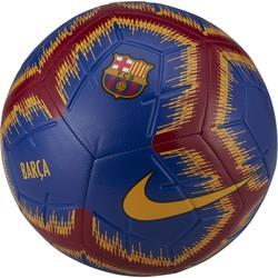 Ballon FC Barcelone Strike bleu 2018/19