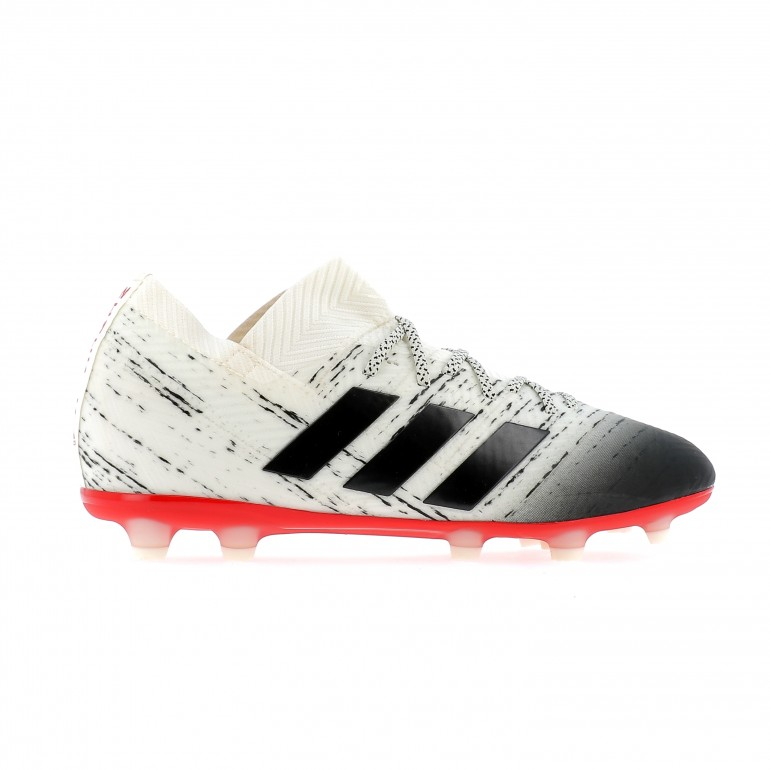 Nemeziz 18.1 junior FG blanc