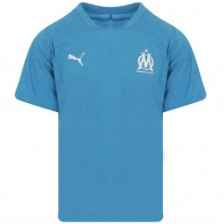 T-shirt junior OM Casual bleu 2018/19