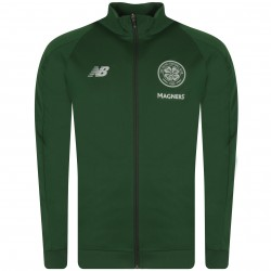 Veste survêtement Celtic Glasgow vert 2018/19