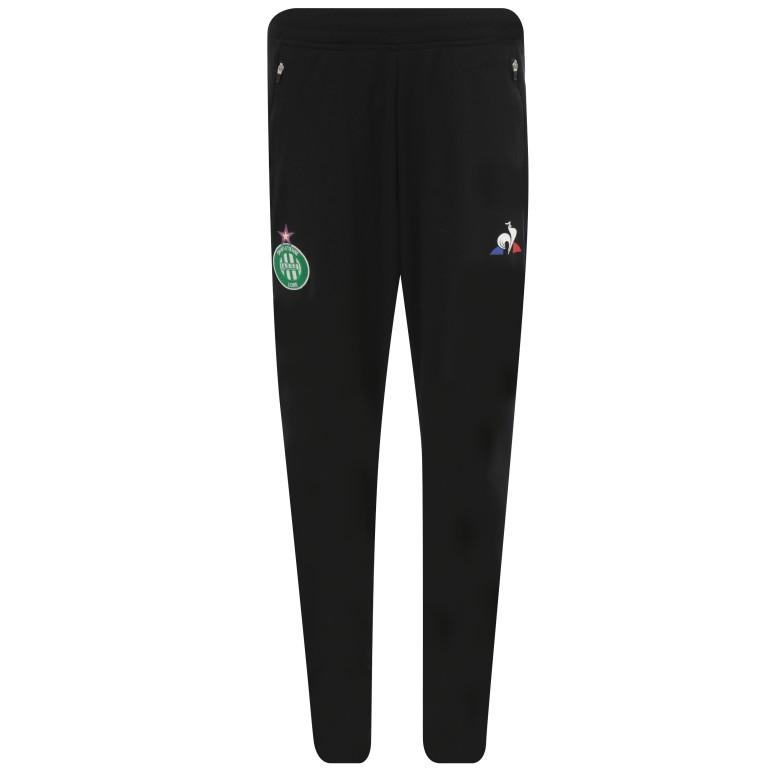 Pantalon survêtement junior ASSE noir 2018/19