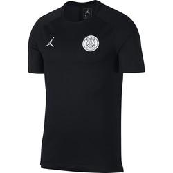 Maillot entraînement PSG Jordan Squad noir 2018/19