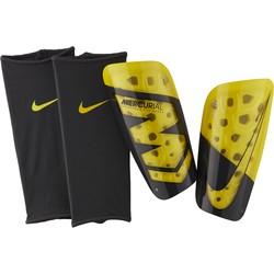Protège tibias Nike Mercurial Lite jaune 2018/19