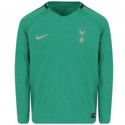 Sweat entrainement junior Tottenham vert 2018/19