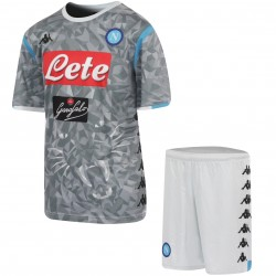 Tenue enfant Naples third 2018/19