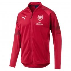 Veste entraînement Arsenal rouge 2018/19
