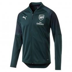 Veste entraînement Arsenal vert 2018/19