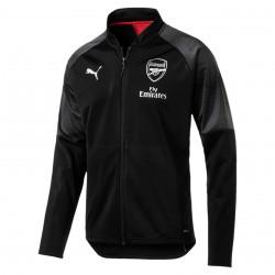Veste entraînement Arsenal noir 2018/19