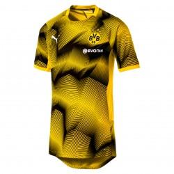 Maillot entraînement Dortmund graphic jaune 2018/19