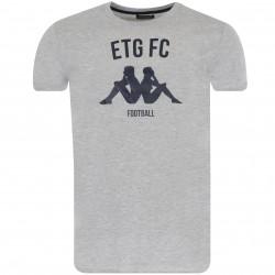 T-shirt Evian Thonon Gaillard gris 2016 - 2017