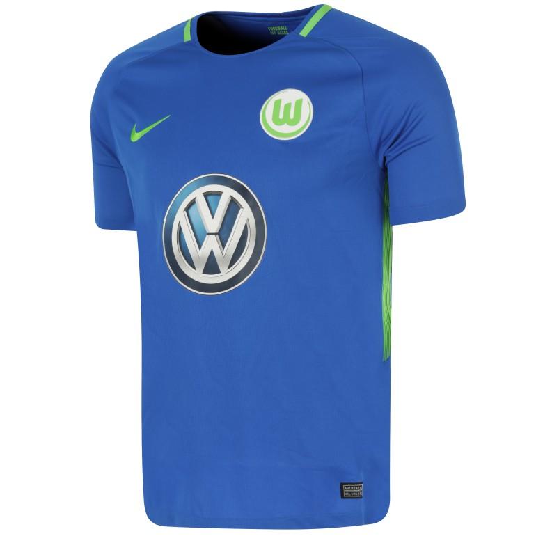 Maillot Wolfsburg extérieur 2017/18