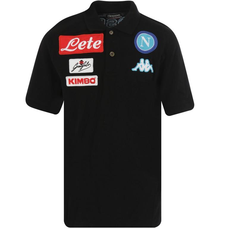 Polo Naples noir 2016/2017