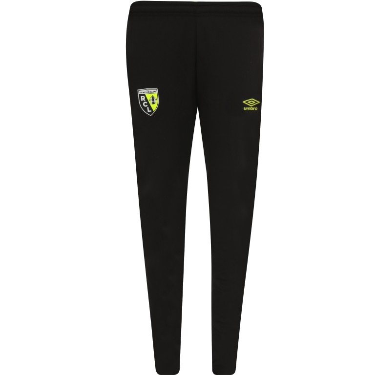 Pantalon survêtement junior RC Lens noir 2017/18