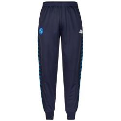 Pantalon survêtement Naples Rétro bleu foncé 2018/19