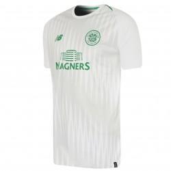 Maillot entraînement Celtic Glasgow blanc 2018/19