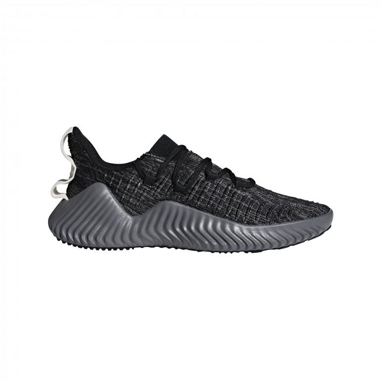 82d42c07a973e adidas AlphaBounce Trainer noir gris sur Foot.fr
