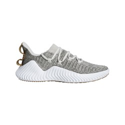 adidas AlphaBounce Trainer blanc