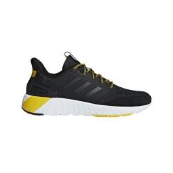 adidas Questarstrike noir jaune