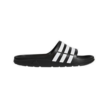 Sandales DURAMO SLIDE noir blanc