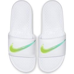 Sandales Nike Benassi blanc 2018/19