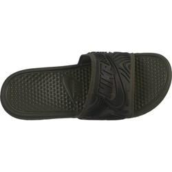 Sandales Nike Benassi graphic noir 2018/19