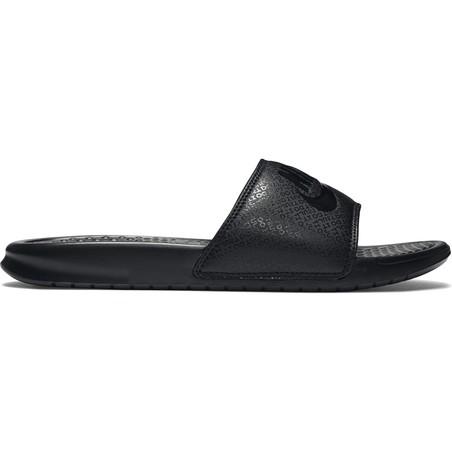 Sandales Nike Benassi noir 2018/19