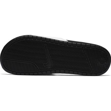 Sandales Nike noir blanc 2018/19
