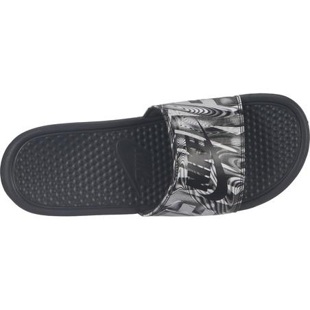 Sandales Nike graphic blanc 2018/19