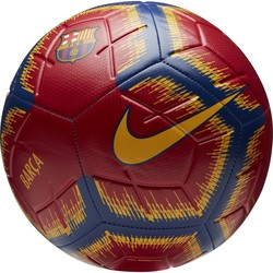 Ballon FC Barcelone Strike rouge 2018/19