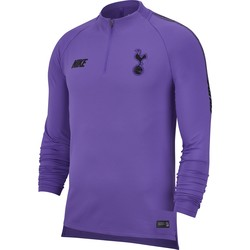 Sweat zippé Tottenham violet 2018/19