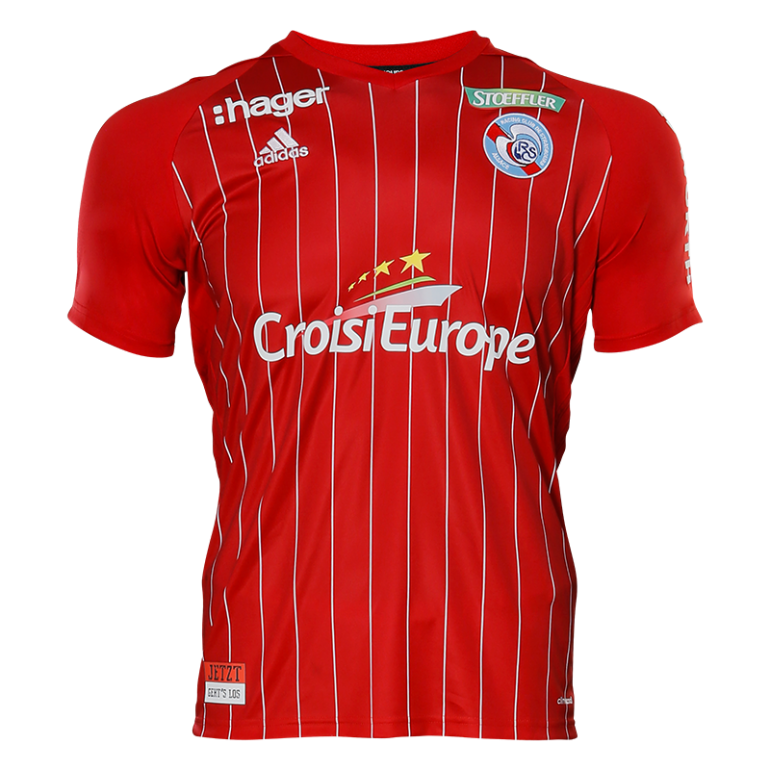 Maillot RC Strasbourg third 2018/19