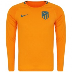Sweat entraînement junior Atlético Madrid orange 2018/19
