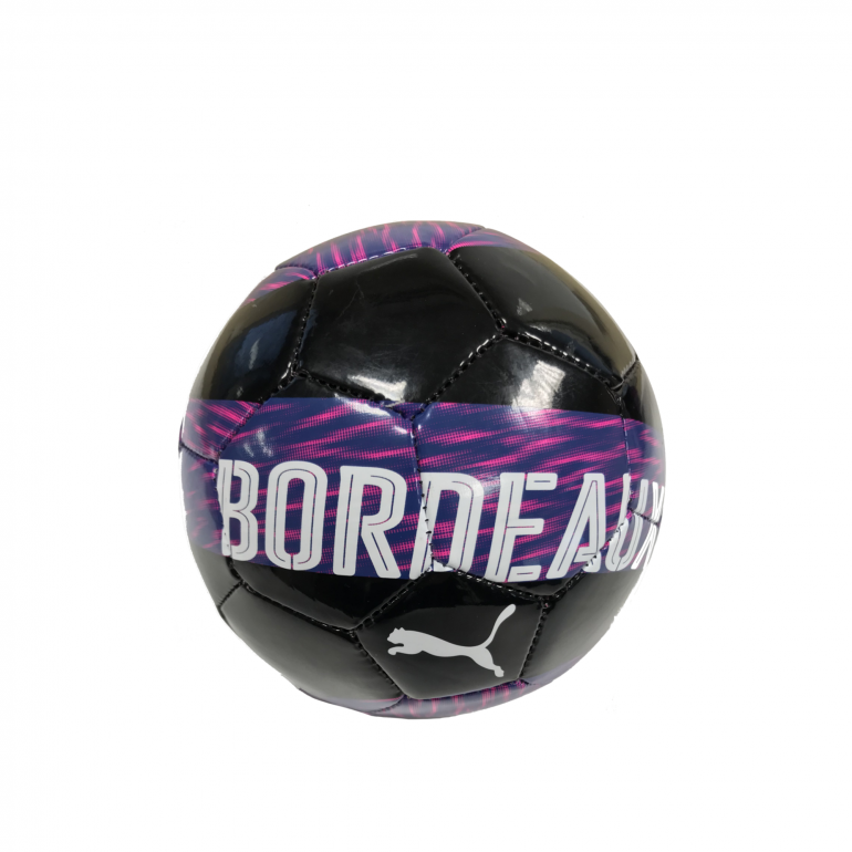 Mini ballon Bordeaux third 2017/18