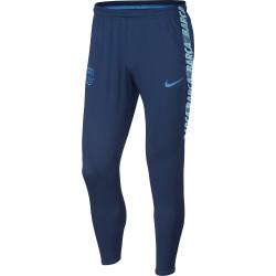 Pantalon survêtement FC Barcelone bleu foncé 2018/19