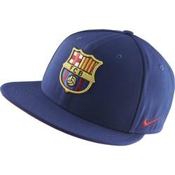 Casquette visière plate FC Barcelone