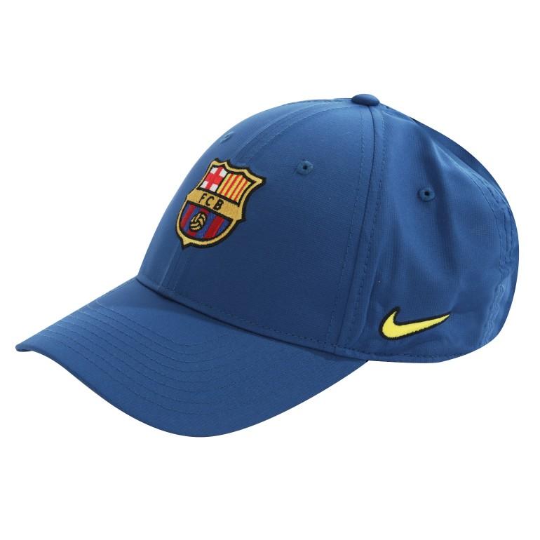 Casquette FC Barcelone Dri-FIT FC bleu 2018/19