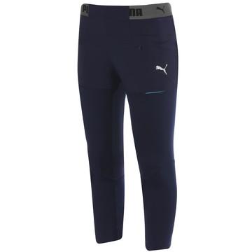 Pantalon entraînement junior OM Pro bleu foncé 2018/19