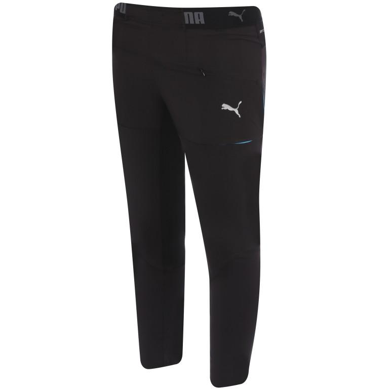 Pantalon entraînement junior OM Pro noir 2018/19
