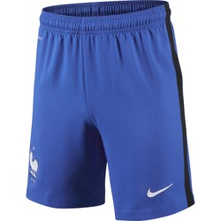 Short junior équipe de France FFF domicile 2016 - 2017