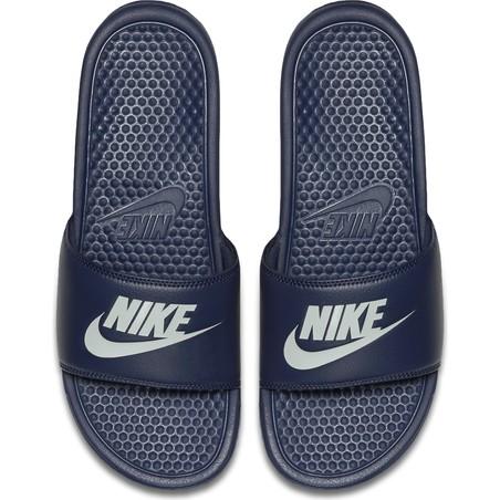 Sandales Nike Benassi bleu 2018/19